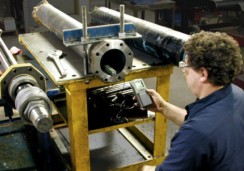 Hydraulic Cylinder Repair Cylinder Services Inc