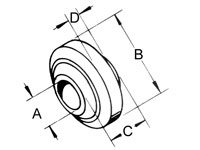 Hydraulic Spherical Ball Joints
