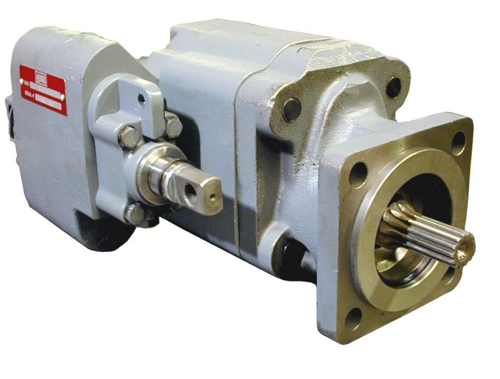 Hydraulic Pump Repair - Cylinder Services Inc